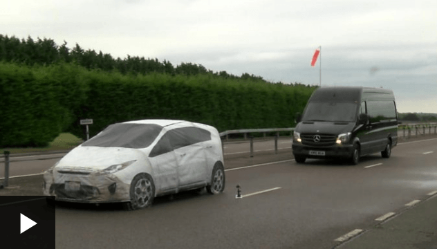 Go to BBC website to watch video about what happens if you fall asleep in a self-driving car?